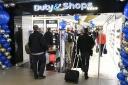 В аэропорту Пулково официально открыли магазины RegStaer и Dufry